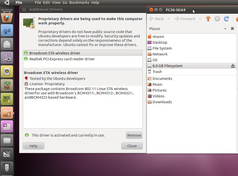 An Ubuntu Adventure Installing Dell S Patches Victor
